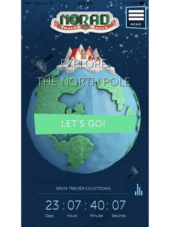 NORAD Tracks Santa Claus screenshot 4
