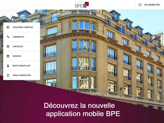 BPE iPad Screenshot 1