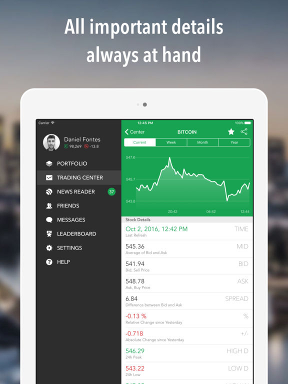 Best trading game for ipad