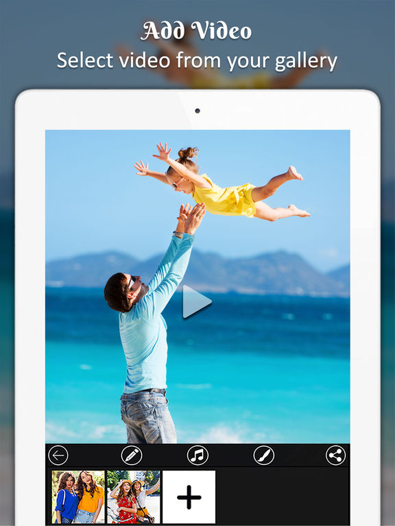 Video Merger Pro Combine Multiple Videos to Video Screenshots