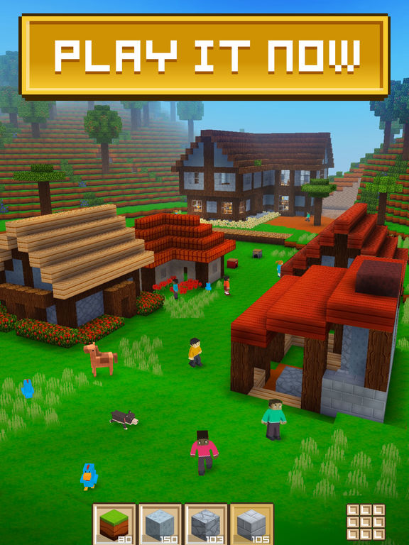 Block Craft 3D: Building Simulator Game For Freescreeshot 1