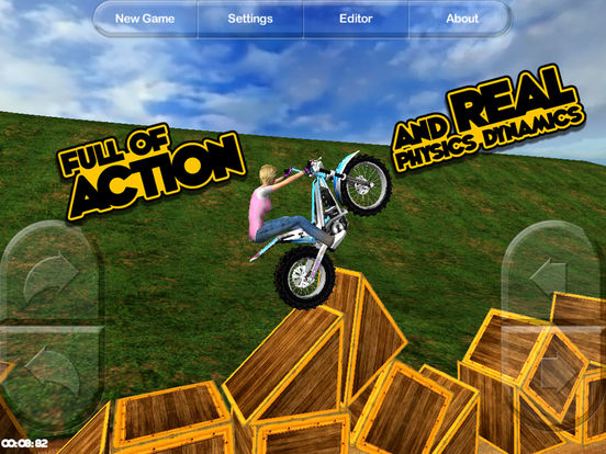 Motorbike HD Screenshots