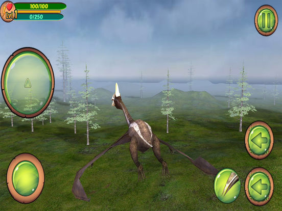 3D Pterodactyl Simulator Flightscreeshot 3