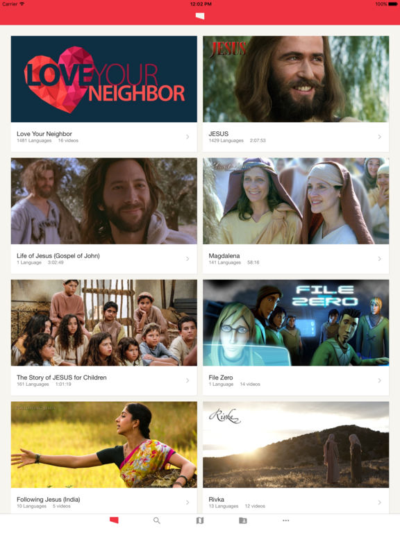 jesus film project Watch the story of jesus for children in your language and all of jesus film project's resources at wwwjesusfilmorg/watch.
