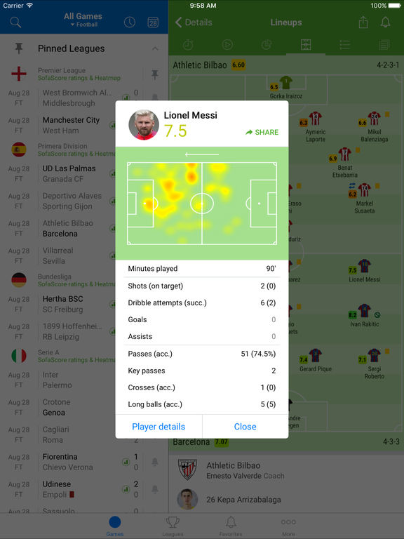 Live Scores amp Sports Results by SofaScore AppRecs : sc1024x768 from apprecs.com size 576 x 768 jpeg 60kB