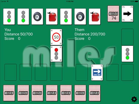 Miles FE iPad Screenshot 2