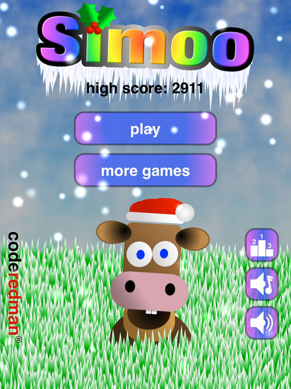 Simoo Seasons - Simple Simon says with cows Screenshots