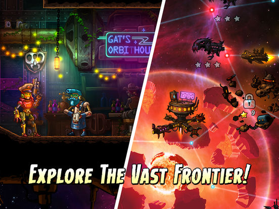 SteamWorld Heist Screenshots