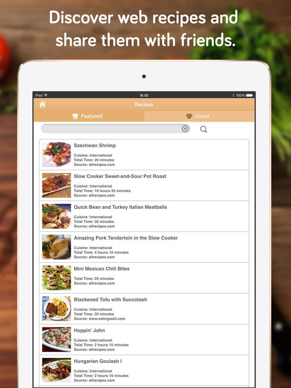 shopper lite quick and easy shopping list screenshot