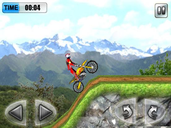 Ace Moto 3D iPad Screenshot 1