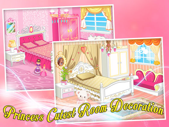App Shopper Princess Cutesy Room Decoration Games