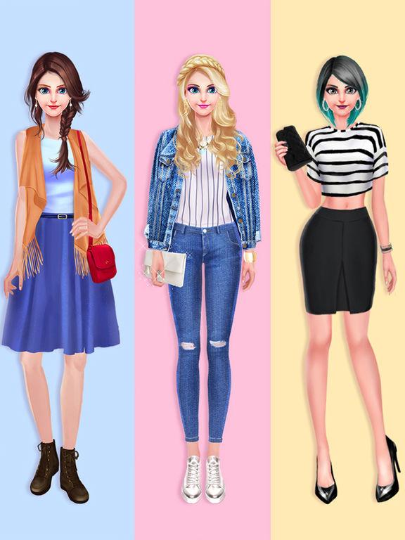 App Shopper Teenage Style Guide Spring 2016 Fashion Design Games