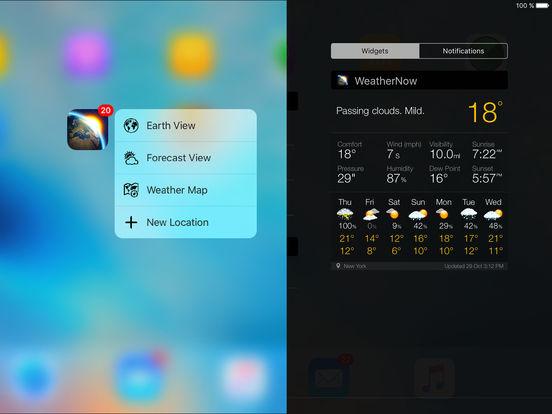 Weather Now US Local Forecast ,Widget & Alerts Screenshots