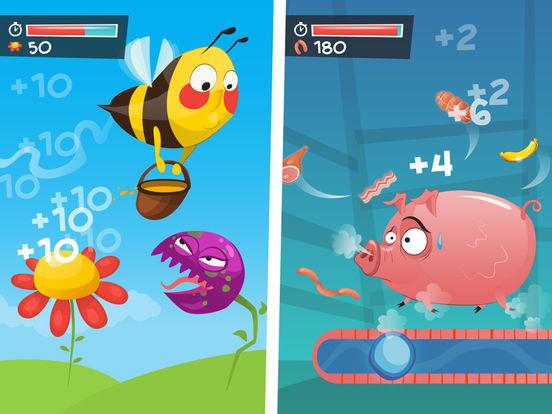 Скачать Farm Way - игра-кликер про забавных животных