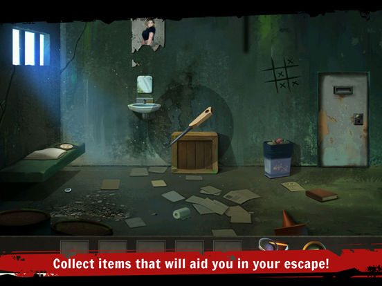 Prison Escape Puzzlescreeshot 4