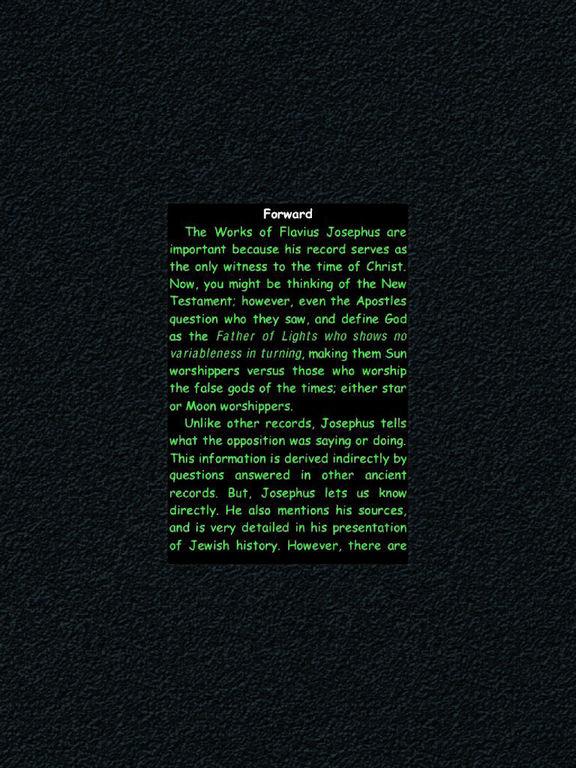 summary of flavios home