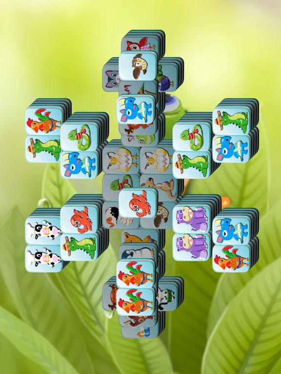 pet mahjong