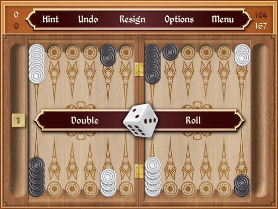 Backgammon Touch iPad Screenshot 1