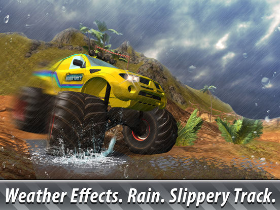 Monster Truck Offroad Rally 3D Full для iPad
