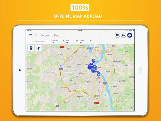 Bordeaux Guide de Voyage iPad Screenshot 4