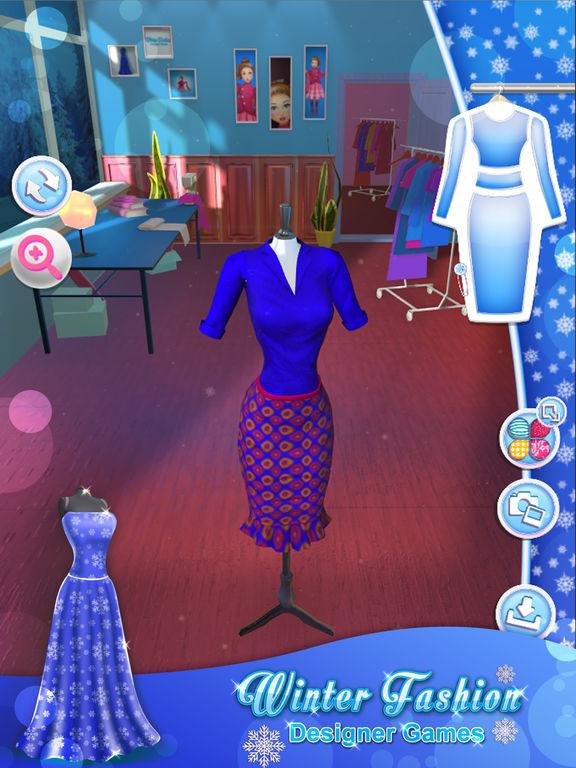 App Shopper Winter Fashion Designer Games Design Your