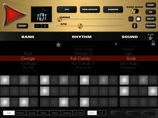 ableton live drum machine