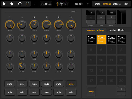 Elastic Drums Screenshots