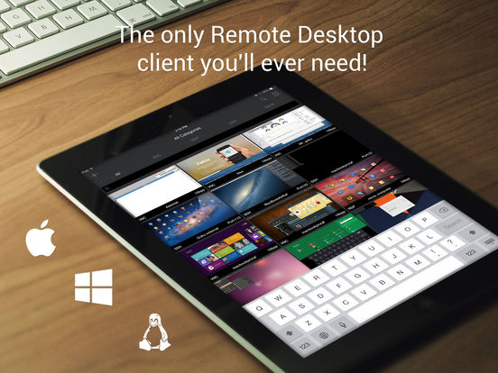 Remoter VNC - Remote Desktop Screenshot
