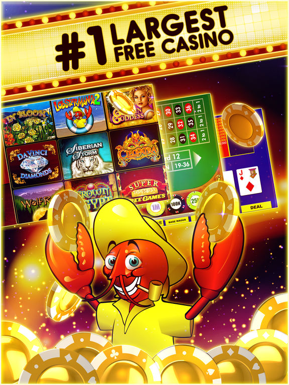 DoubleDown Casino - FREE Slots, Blackjack & Video Poker screenshot
