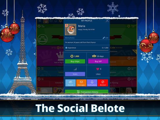 web belote