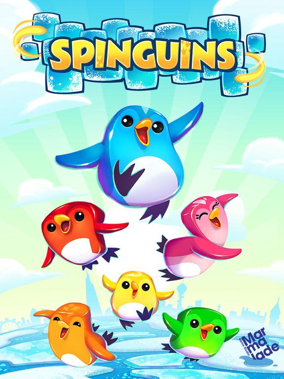 Spinguins screenshot 6