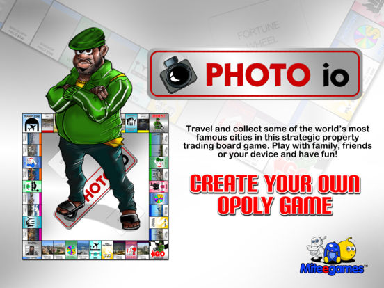 Photo io (opoly) Screenshots