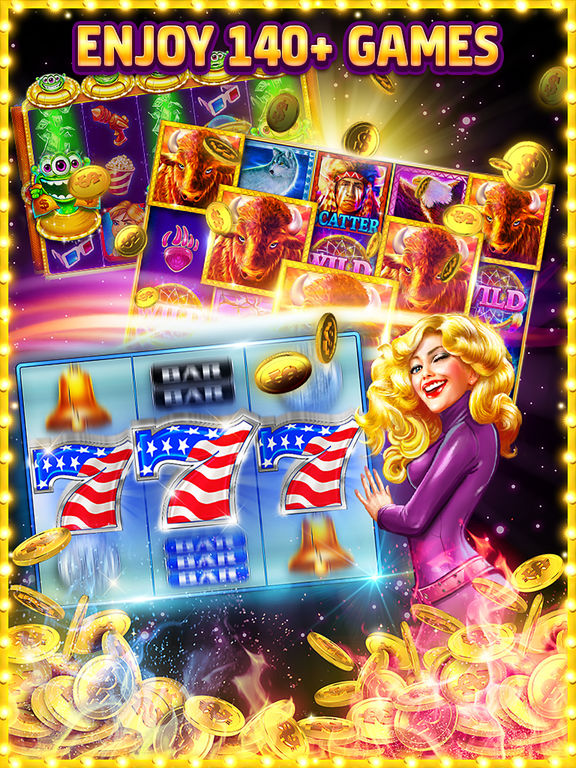 free slot games like slotomania