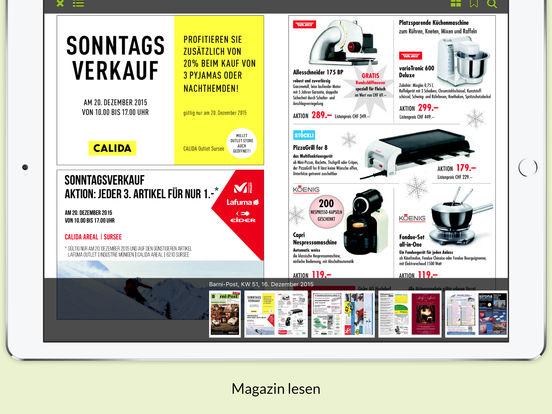 Barni-Post iPad Screenshot 4