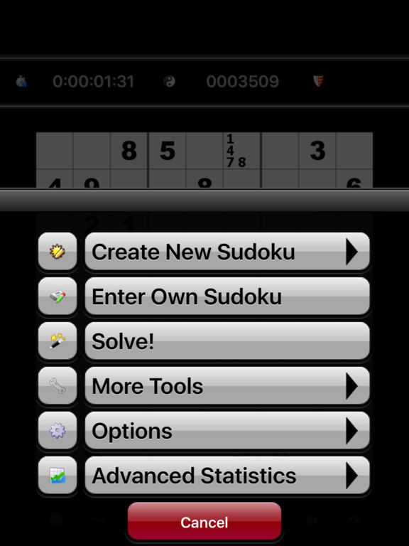 Sudoku Pro - Easy to extreme and enter your own.screeshot 2