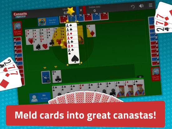 Canasta Turbo screenshot