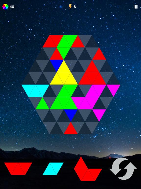 App Shopper: Free Hexagon Puzzle! (Games)