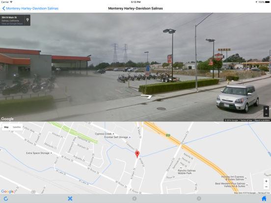 Harley Locations Pro screenshot