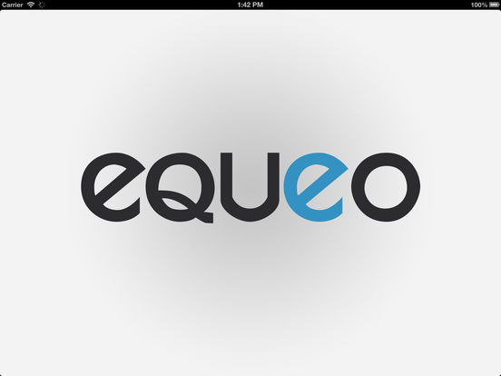 equeo player iPad Screenshot 1