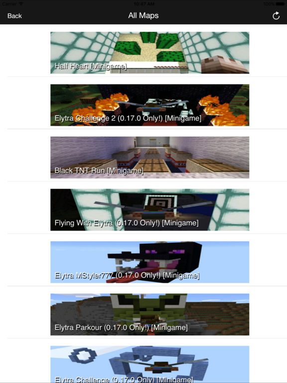 Multiplayer Servers for Minecraft Pocket Edition + Screenshots