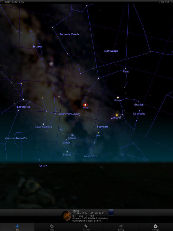 StarMap 3D: Night Sky, Astronomy & Star Guide