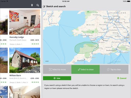 Cottages iPad Screenshot 4