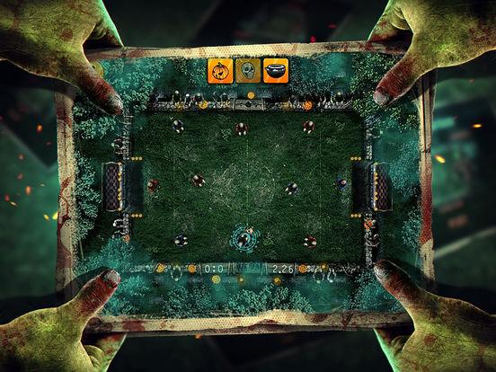 Deadly Soccer Screenshots