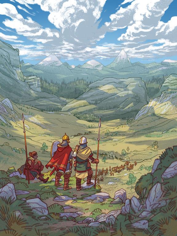 Saga of the North Wind на iPad