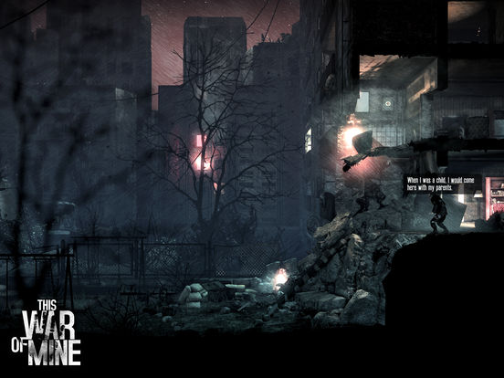 This War of Mine. Скрин 2