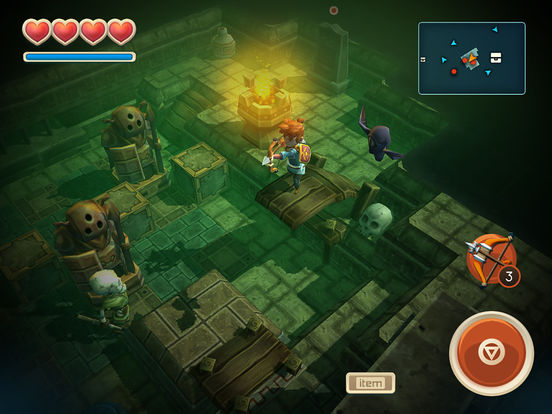 Oceanhorn ™ Screenshots