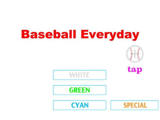 Baseball Everyday Screenshots