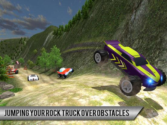 Offroad Truck Rally Driving для iPad