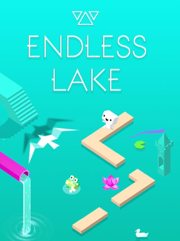 Endless Lakes на iPad