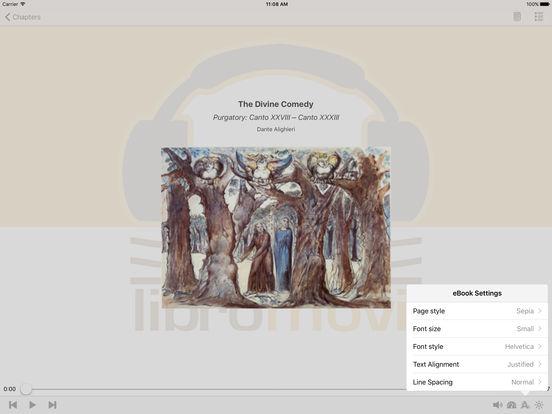 The Divine Comedy - Dante Alighieri iPad Screenshot 1
